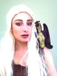 Daenerys Targaryen Photo taken by me