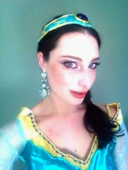 Princess Jasmine Photo taken by me