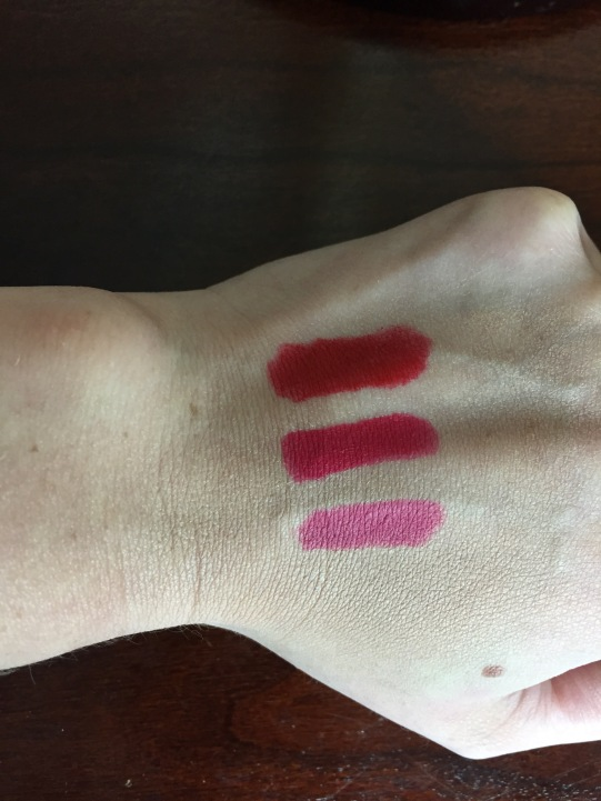 Maybelliene Colour Blur Makeup Swatch