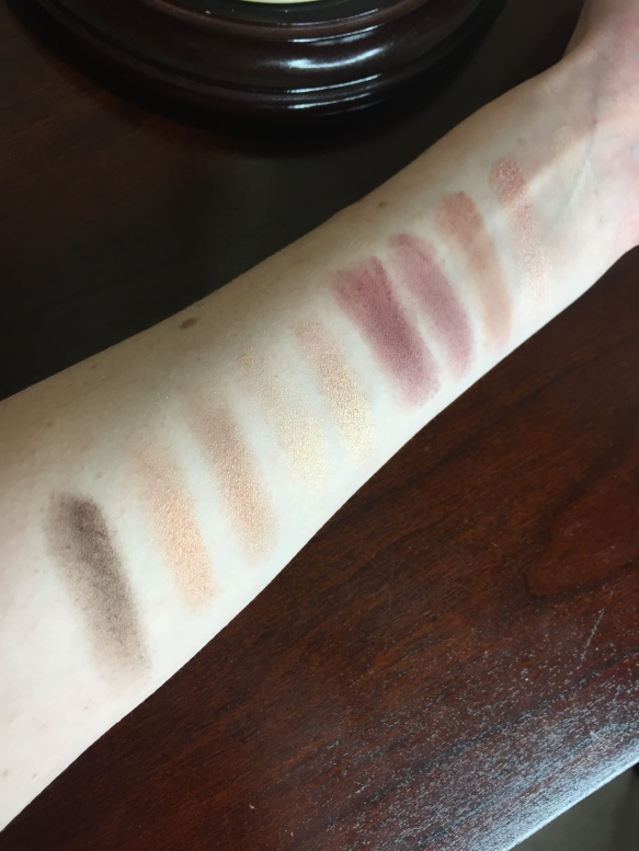Carli Bybel Eyeshadow Swatches