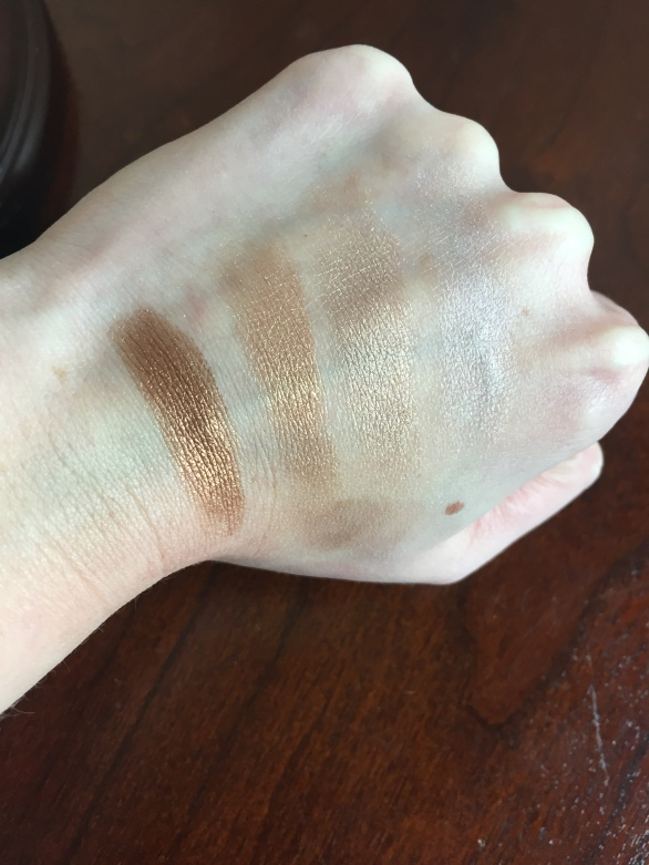 Carli Bybel Highlight Swatches