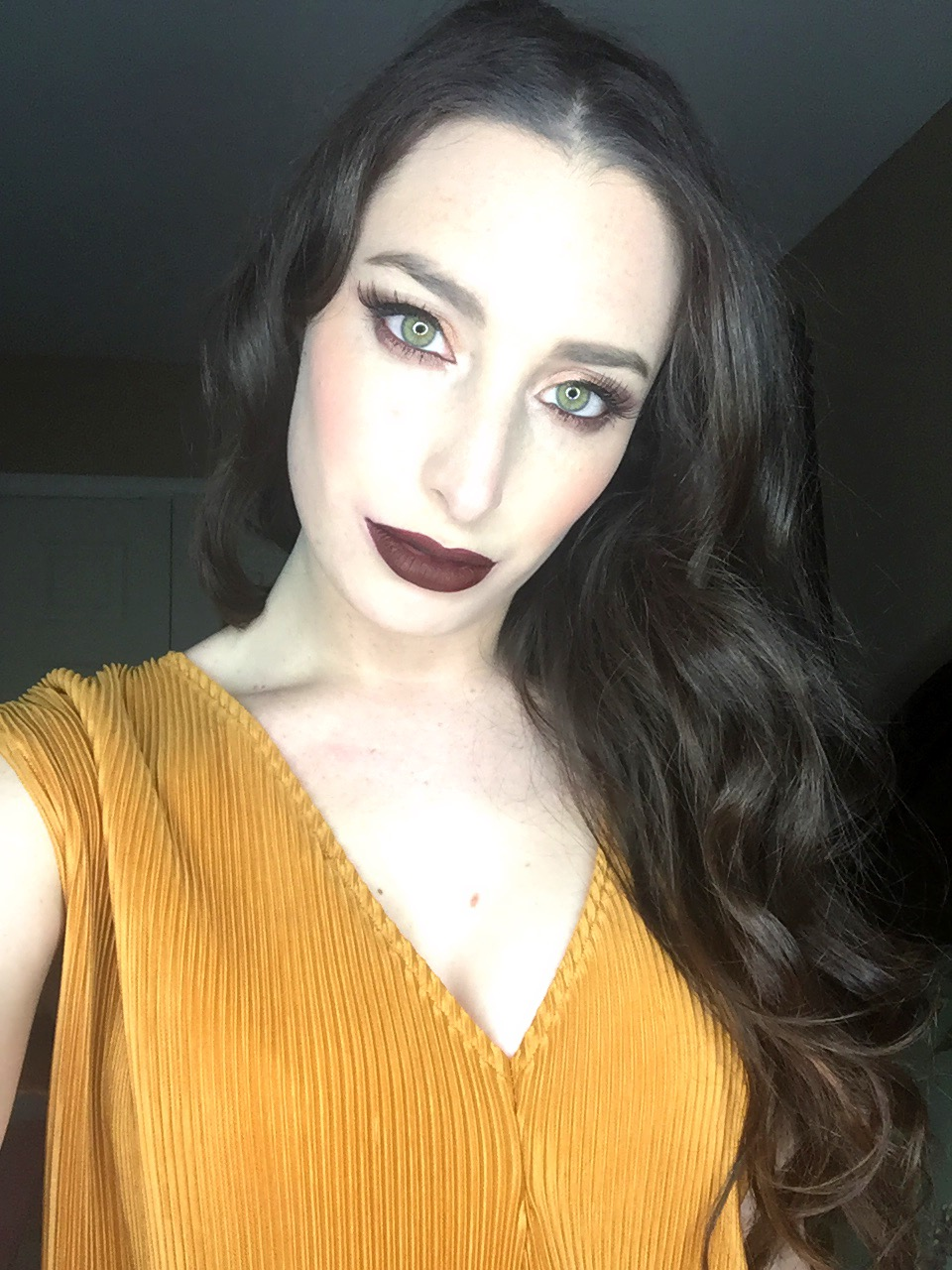 Carli Bybel Youtube Makeup: Dark Romance: Carli Bybel Palette Look And Review
