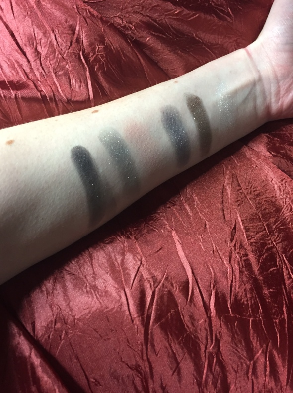 colourpop swatches